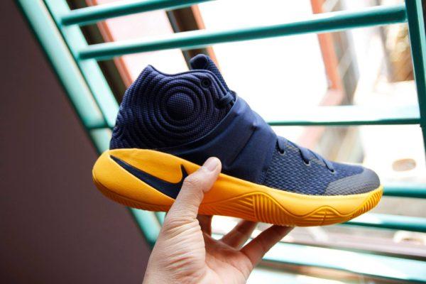 giày bóng rổ chính hãng Nike Kyrie 2 cavs nero shop 2