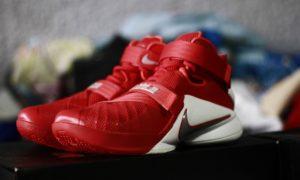 giày bóng rổ soldier 9 chính hãng