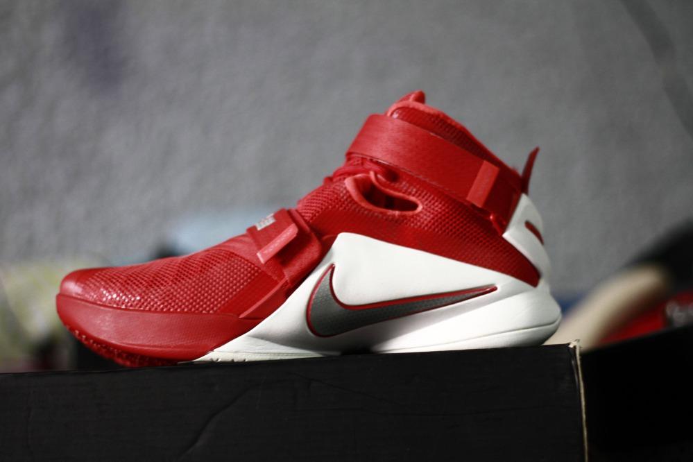 giày bóng rổ soldier 9