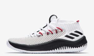 giày bóng rổ adidas dame 4 rip city 2