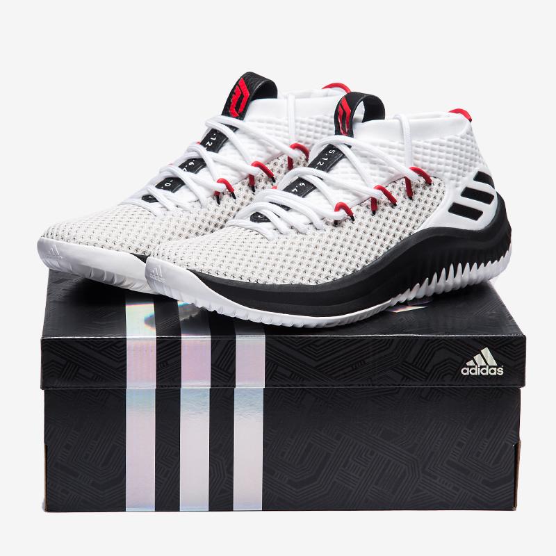 giày bóng rổ adidas dame 4 rip city 1