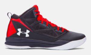 giày bóng rổ chính hãng Under Armour Jet mid