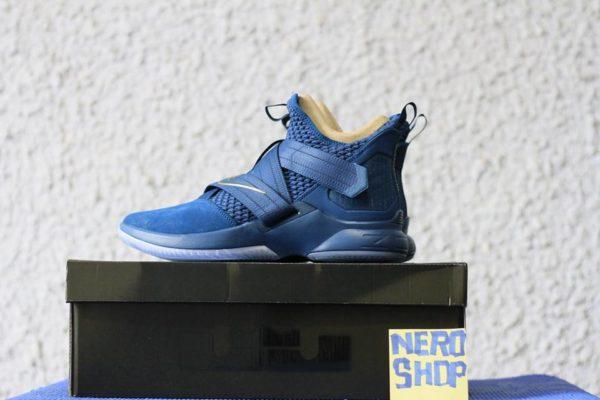 giày bóng rổ Nike Lebron soldier 12 chính hãng