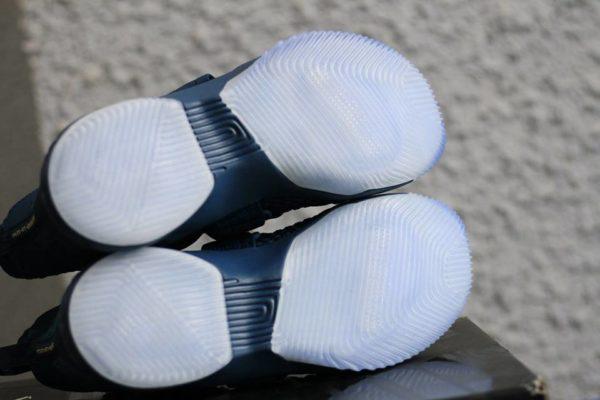 đế giày bóng rổ Nike Lebron soldier 12