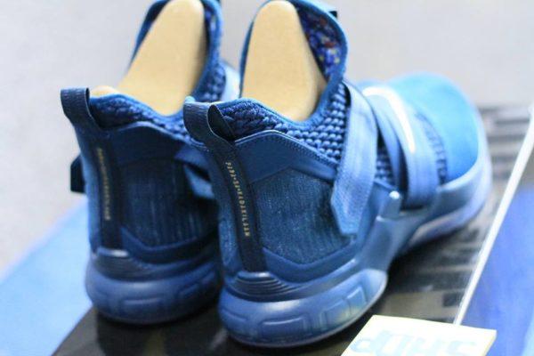 giày bóng rổ Nike Lebron soldier 12 sau gót