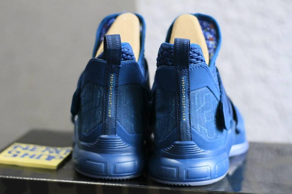 gót giày Nike Lebron soldier 12