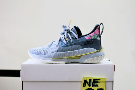 Under Armour Curry 7 Chinese New Year 3021258-103